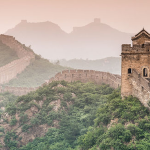 How the Great Wall of China Became Great