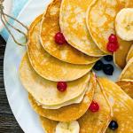 Guilt-Free Pancake Recipe