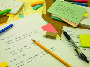 study notes