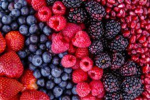 Mixed Dark Berries