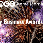 NCC Home Learning Shortlisted for 3 Conwy Business Awards!