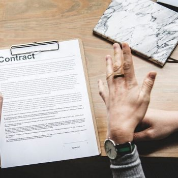 What are the different types of employment contract?